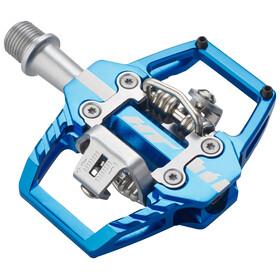 HT Enduro Race T1 Pedale blau